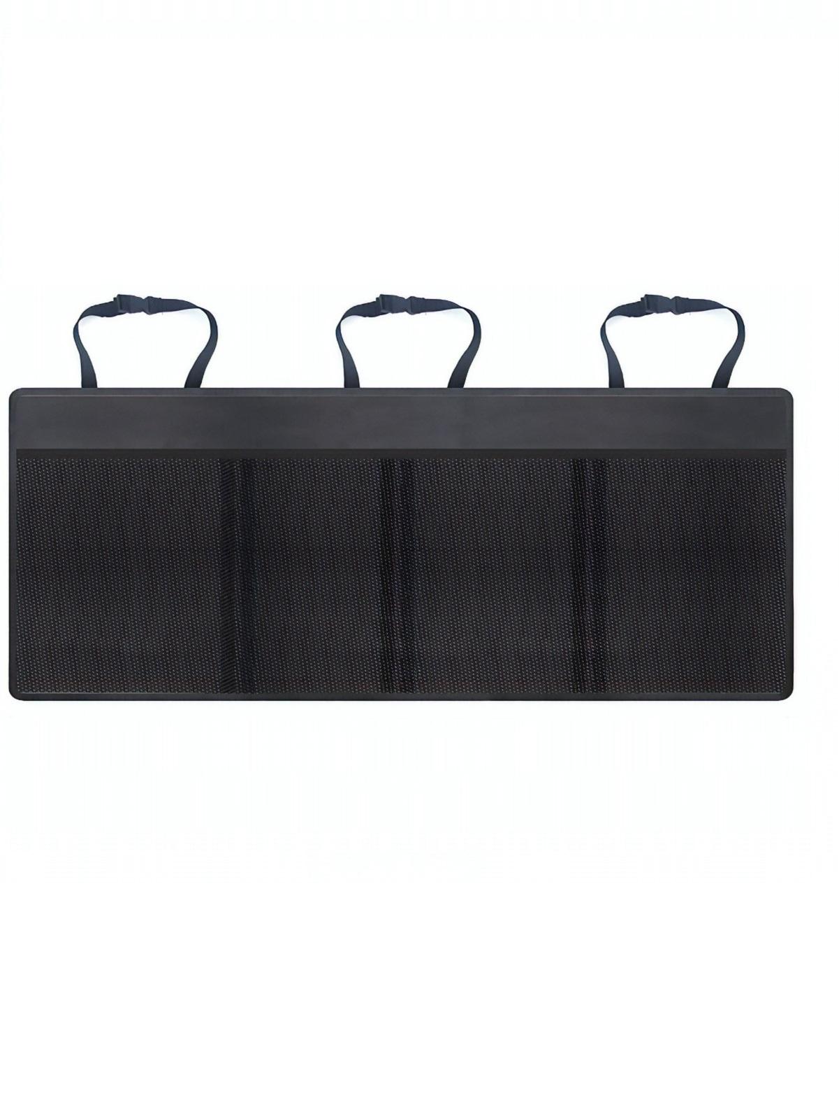 Навесной органайзер в багажник, 10073, черный органайзер автомобильный skyway в багажник цвет черный 60 х 30 х 30 см s06401005