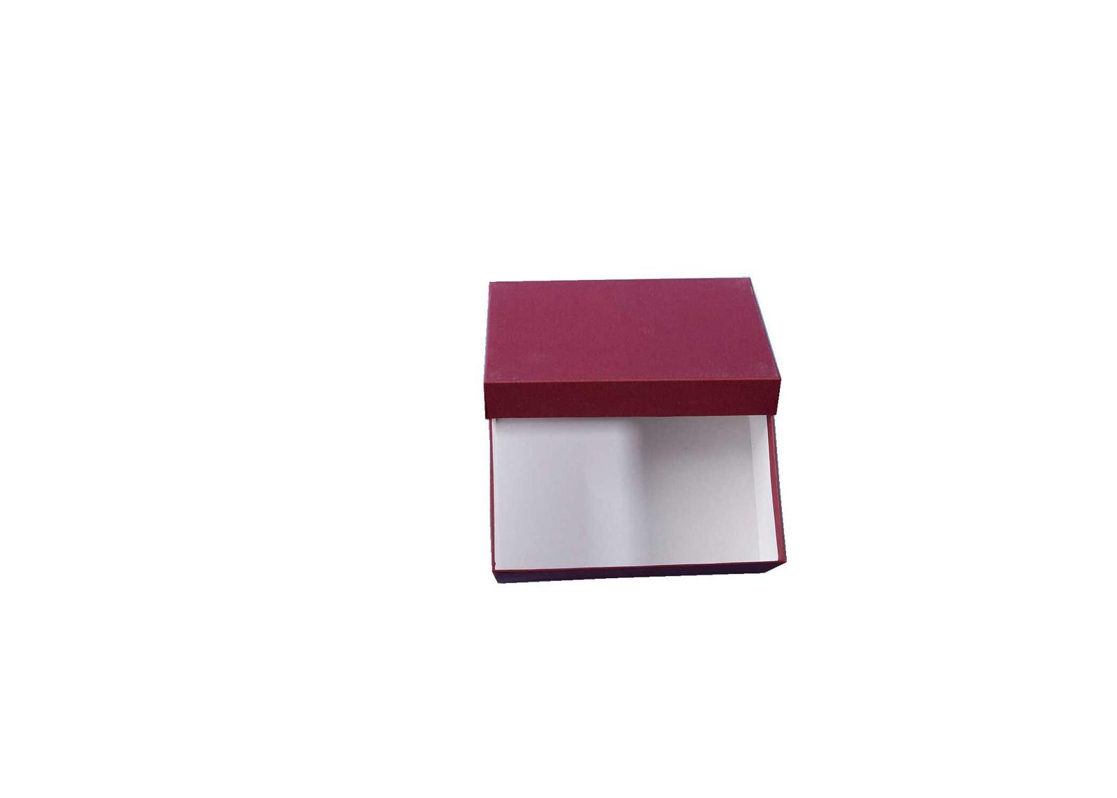 где купить Подарочная упаковка paparforhappy Подарочная коробка, красный по лучшей цене