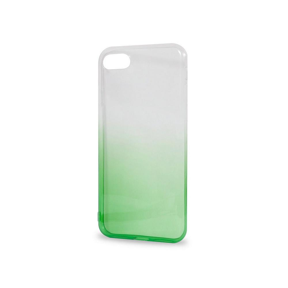 Чехол для сотового телефона IQ Format iPhone 7, силиконовый, зеленый аксессуар чехол крышка iq format для iphone 7 green