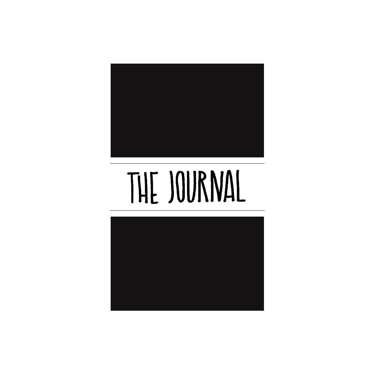 Maxgoodz Ежедневник The Journal Смола, 2 тетради, В5
