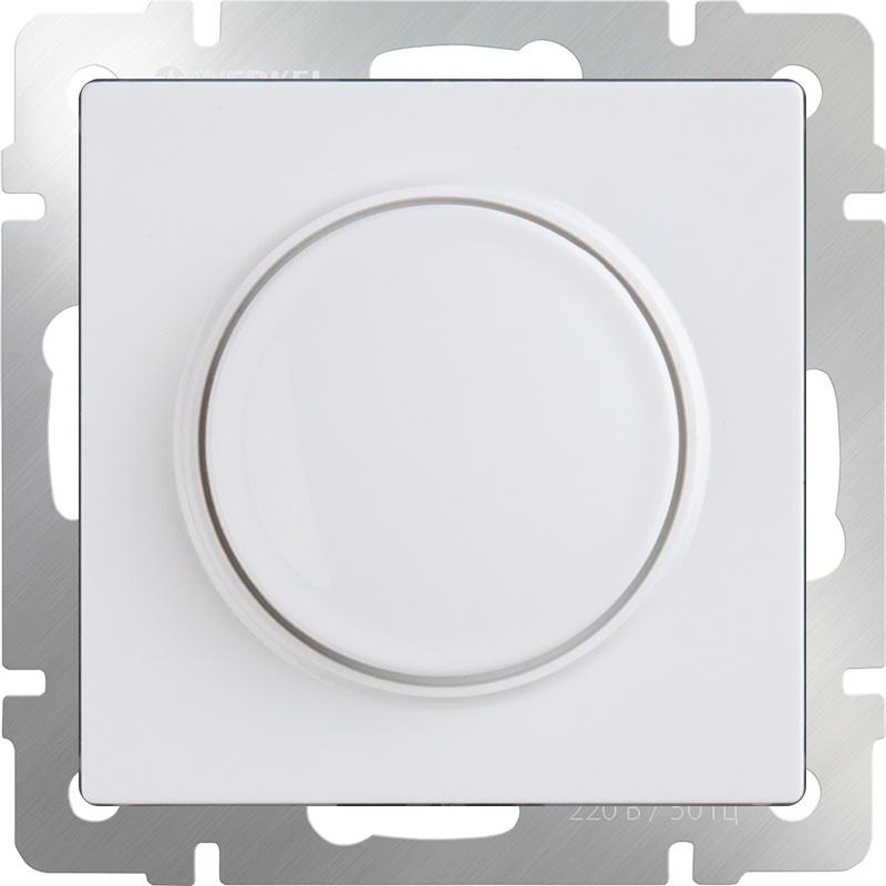 WL01-DM600 / Диммер (белый) диммер серебряный wl06 dm600 4690389053962