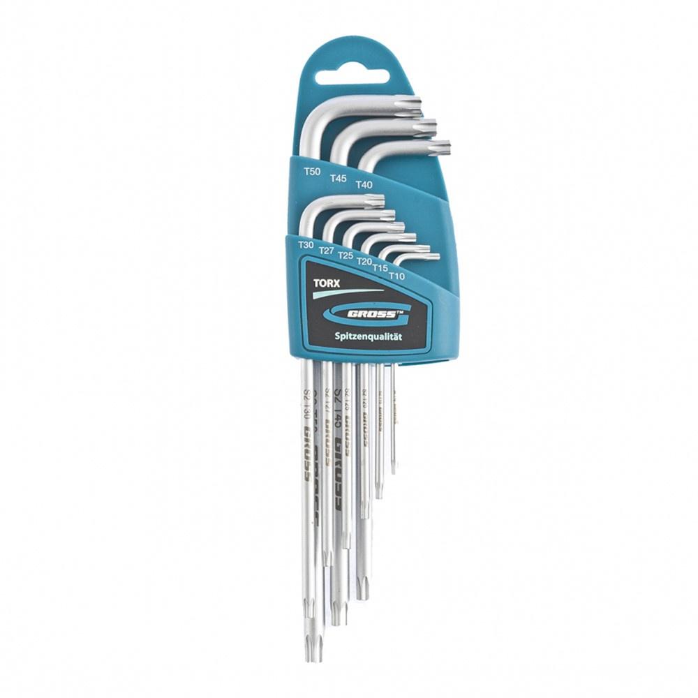 Набор ключей GROSS 16408 цена и фото