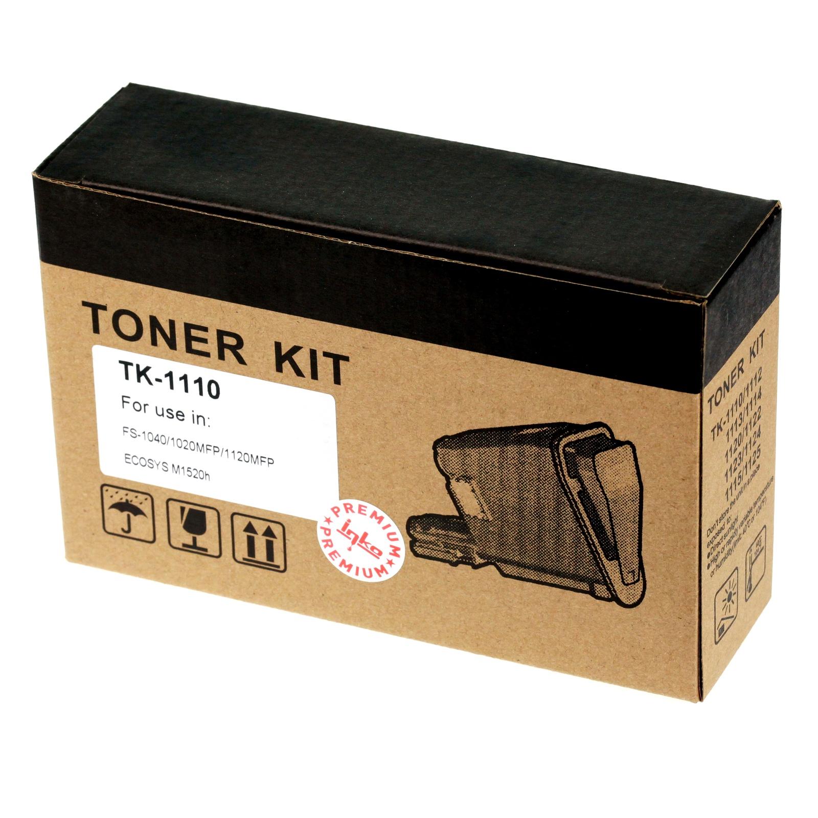 Картридж Inko для Kyocera TK-1110 все цены