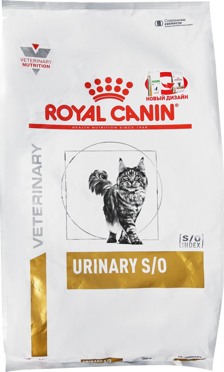 Корм сухой Royal Canin Vet Urinary S/O LP34, для кошек при лечении и профилактике мочекаменной болезни, 7 кг корм сухой royal canin vet urinary s o high dilution umc34 для кошек при лечении мочекаменной болезни быстрое растворение струвитов 7 кг