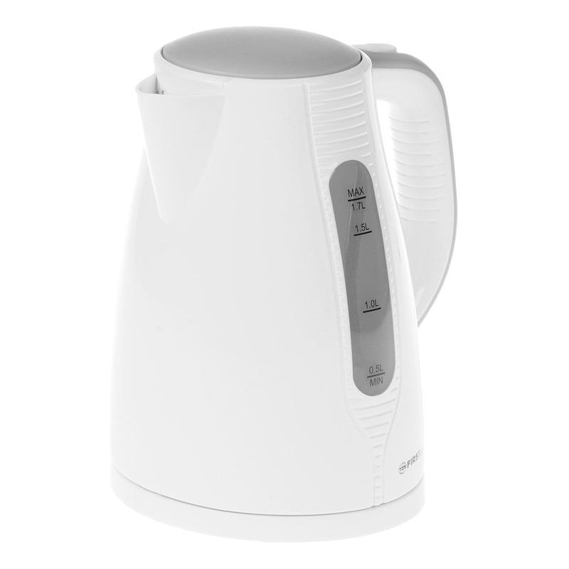 Электрический чайник FIRST FA-5426-5 WHITE/GREY цена