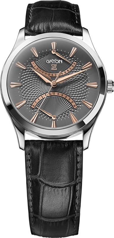 Часы Gryon G 137.11.34 все цены