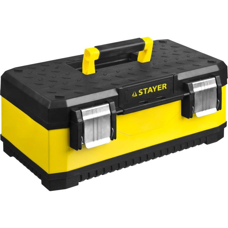 Ящик для инструментов STAYER METALPRO ящик для инструментов sata 95166