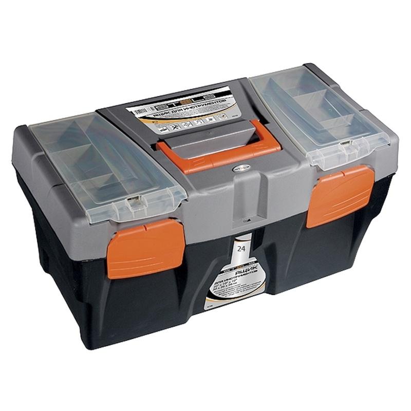 Ящик для инструментов STELS 90706 колье adore 90706