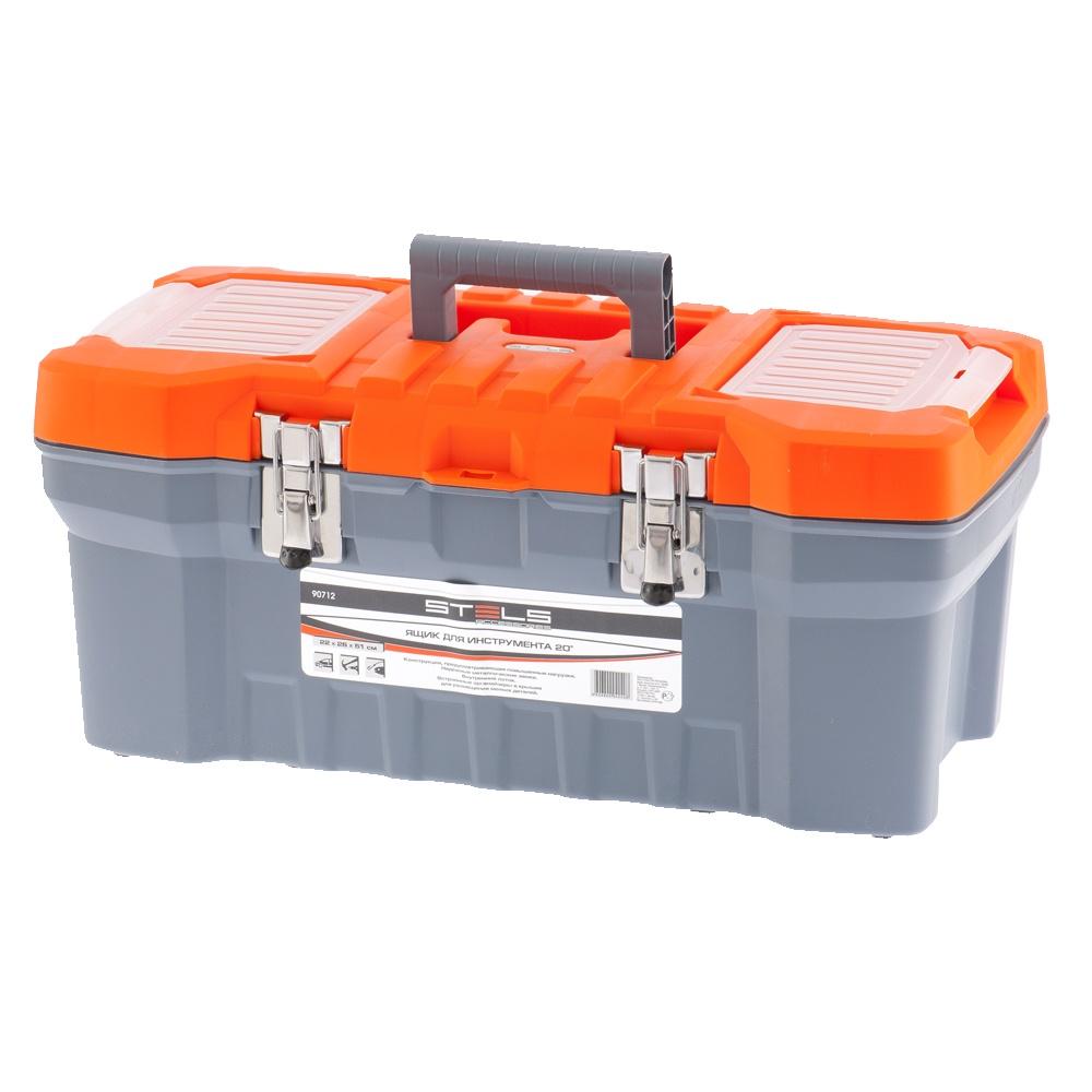 Ящик для инструментов STELS 90712 ящик для инструментов sata 95166