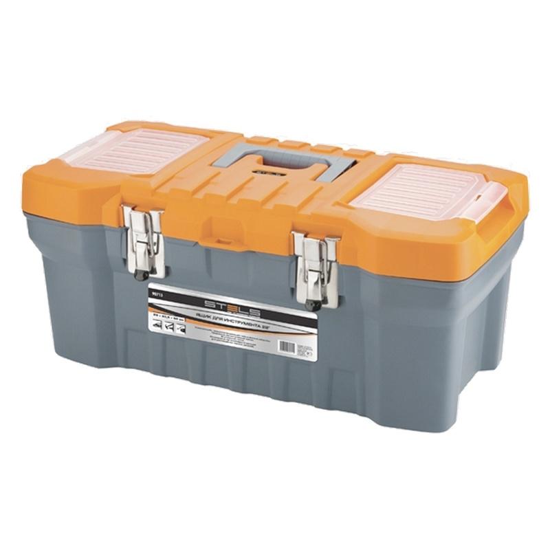 Ящик для инструментов STELS 90713 ящик для инструментов sata 95166