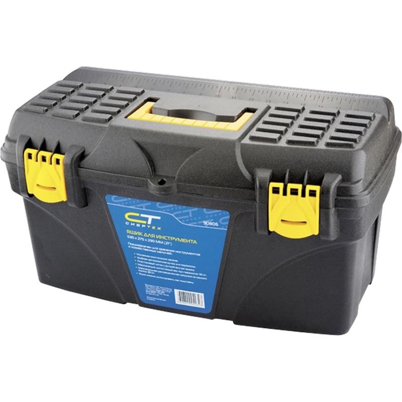 Ящик для инструментов СИБРТЕХ 90806 ящик для инструментов sata 95166