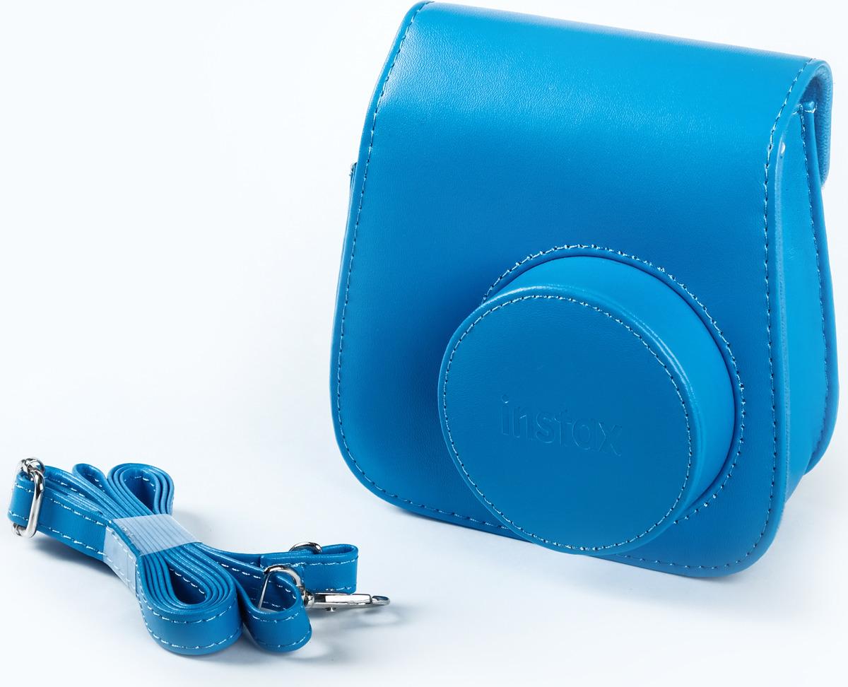 Чехол для камеры Fujifilm Instax Mini 9 Case, синий