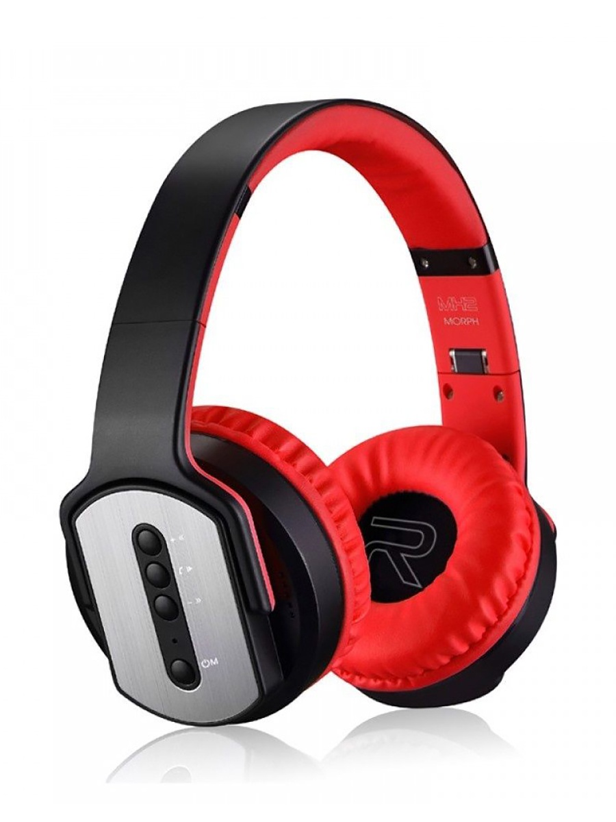 Bluetooth-гарнитура SODO MH2, красный стерео bluetooth гарнитура sony sbh56 silver