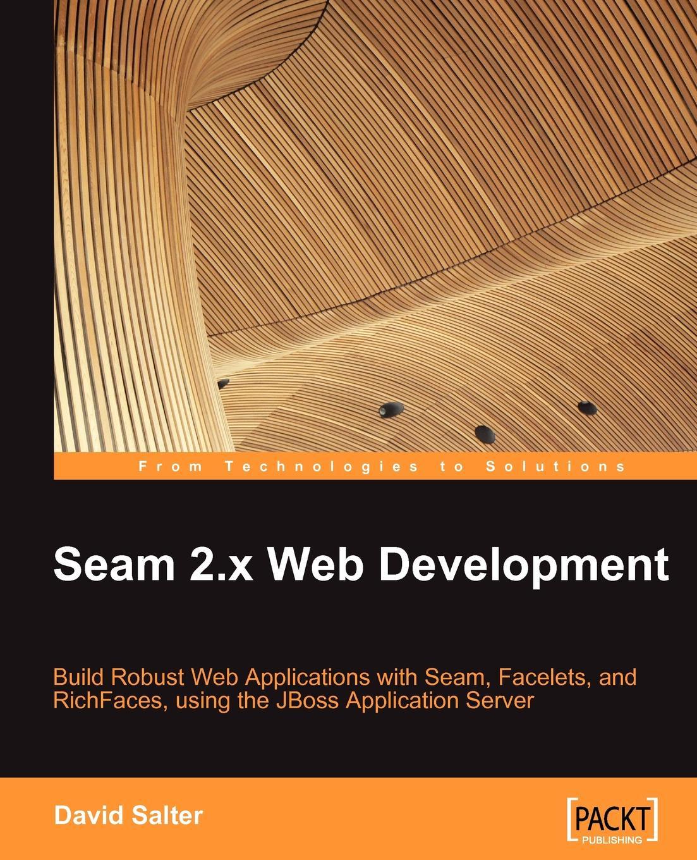 David Salter Seam  Web Development
