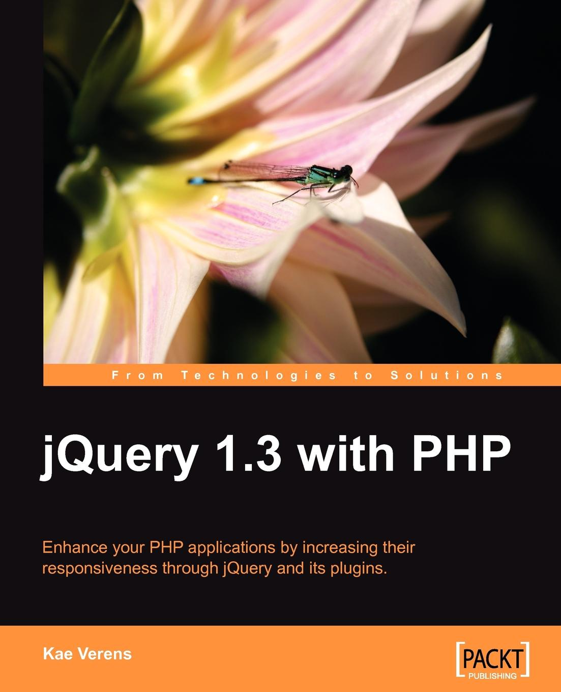 Kae Verens Jquery 1.3 with PHP