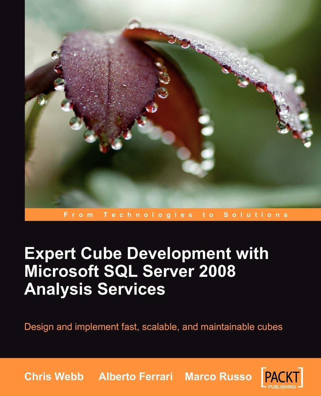Chris Webb, Marco Russo, Alberto Ferrari Expert Cube Development with Microsoft SQL Server 2008 Analysis Services