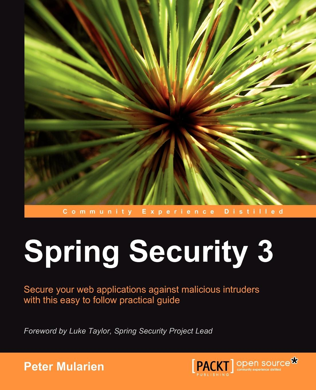 Peter Mularien Spring Security 3