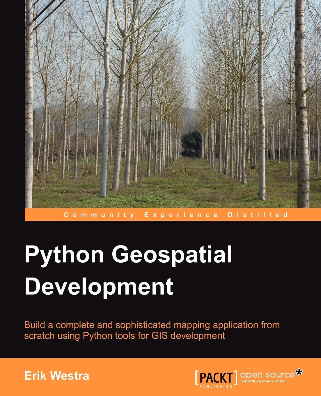 Erik Westra Python Geo-Spatial Development geo embroidered blazer