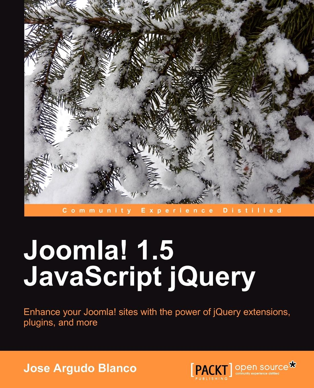 Jose Argudo Blanco Joomla! 1.5 JavaScript Jquery цена