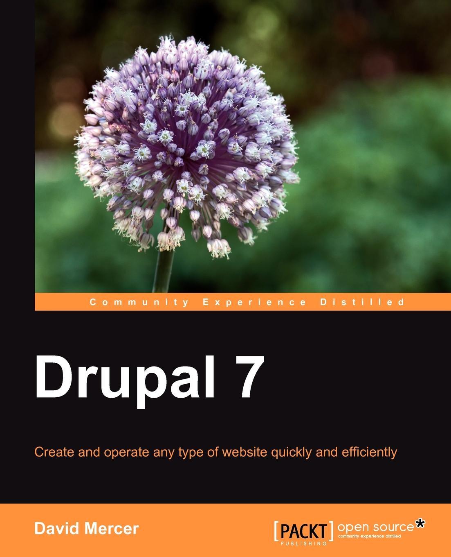 David Mercer Drupal 7 drupal