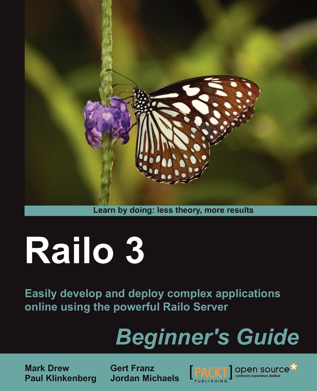 Mark Drew Railo 3 Beginner's Guide недорго, оригинальная цена