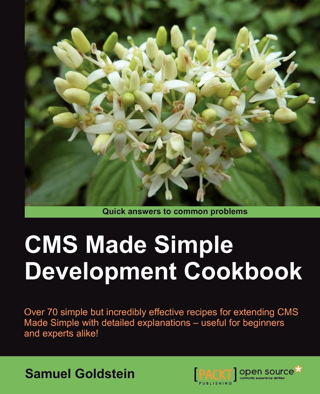 Samuel Goldstein CMS Made Simple Development Cookbook