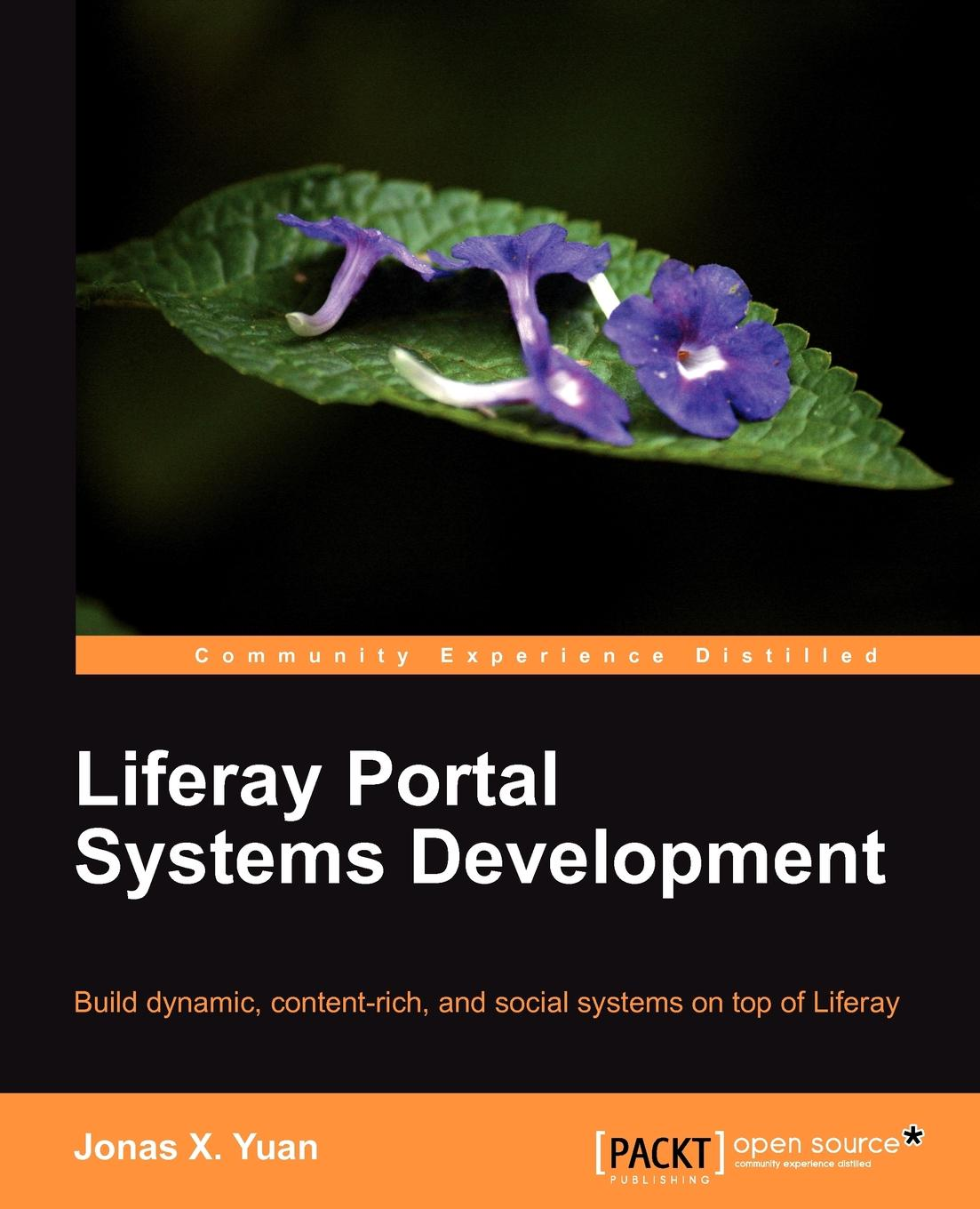 Jonas X. Yuan Liferay Portal Systems Development все цены