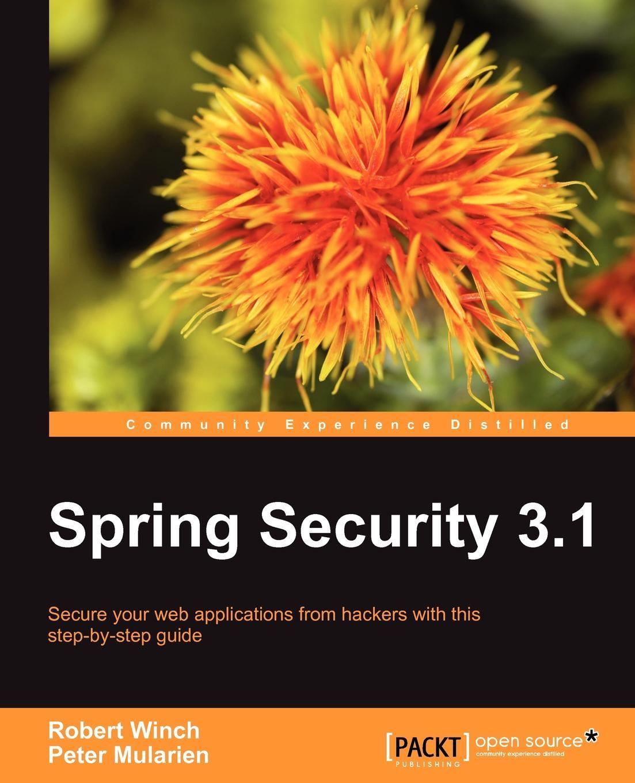 Robert Winch Spring Security 3.1