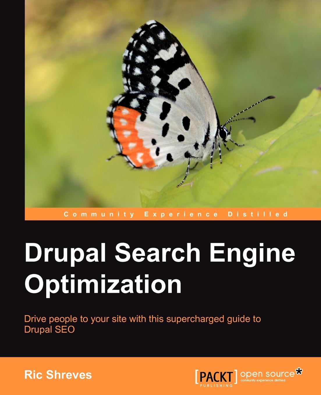 Ric Shreves Drupal Search Engine Optimization drupal