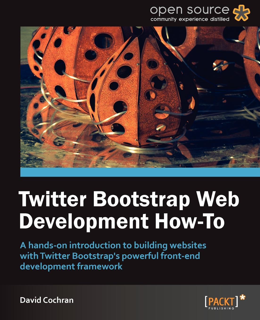 David Cochran Twitter Bootstrap Web Development цена