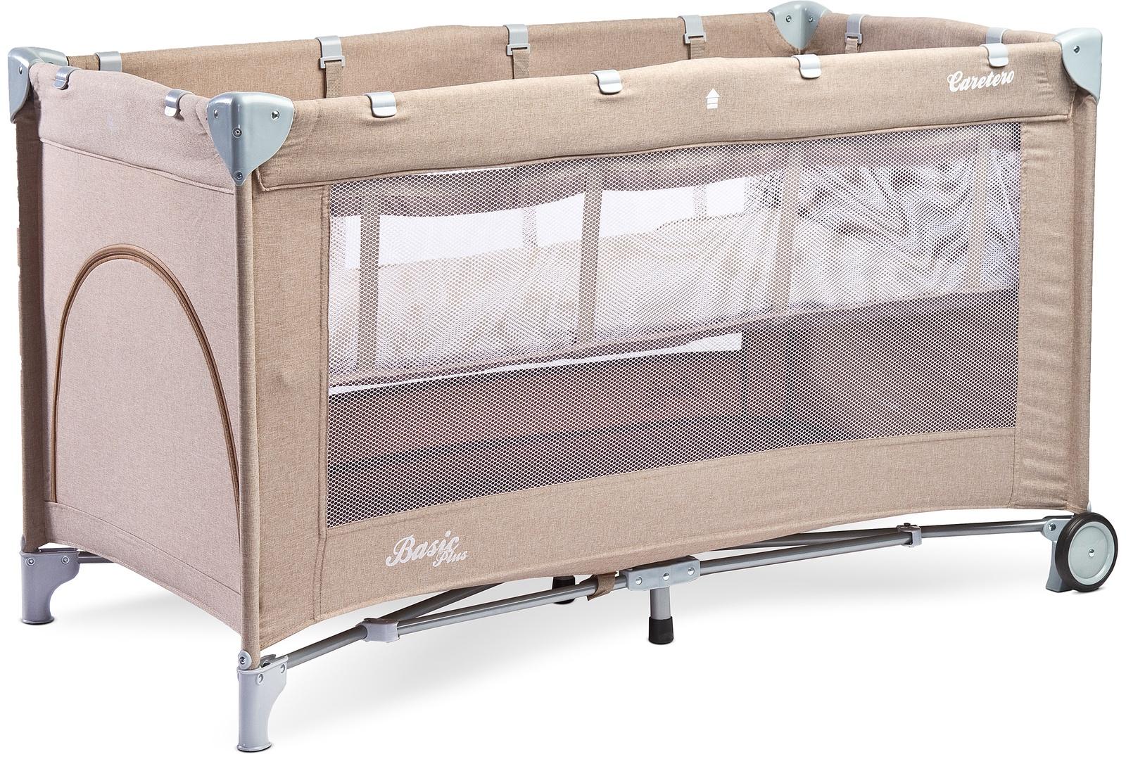 Манеж-кроватка CARETERO TERO-3932 цена и фото