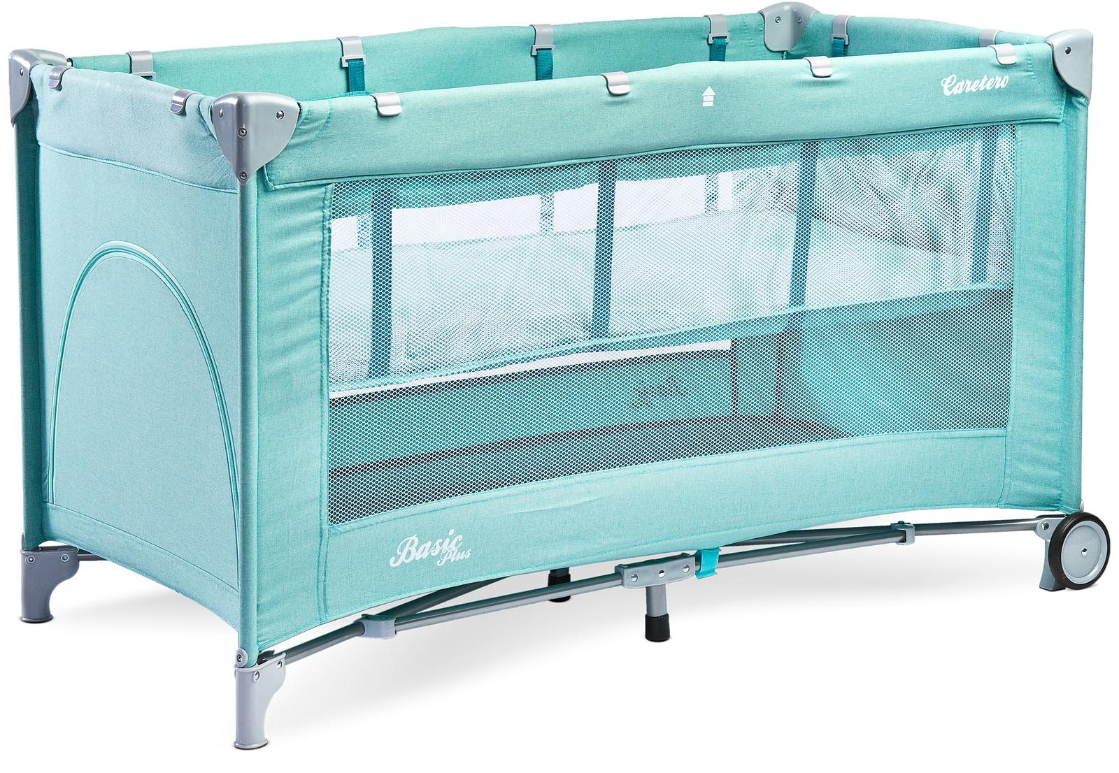 Манеж-кроватка CARETERO TERO-3934 цена и фото