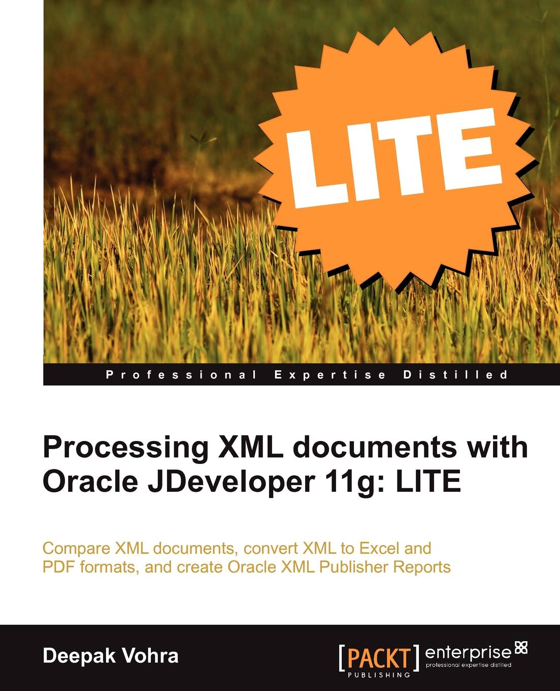 Deepak Vohra Processing XML Documents with Oracle Jdeveloper 11g. Lite sitemap 165 xml