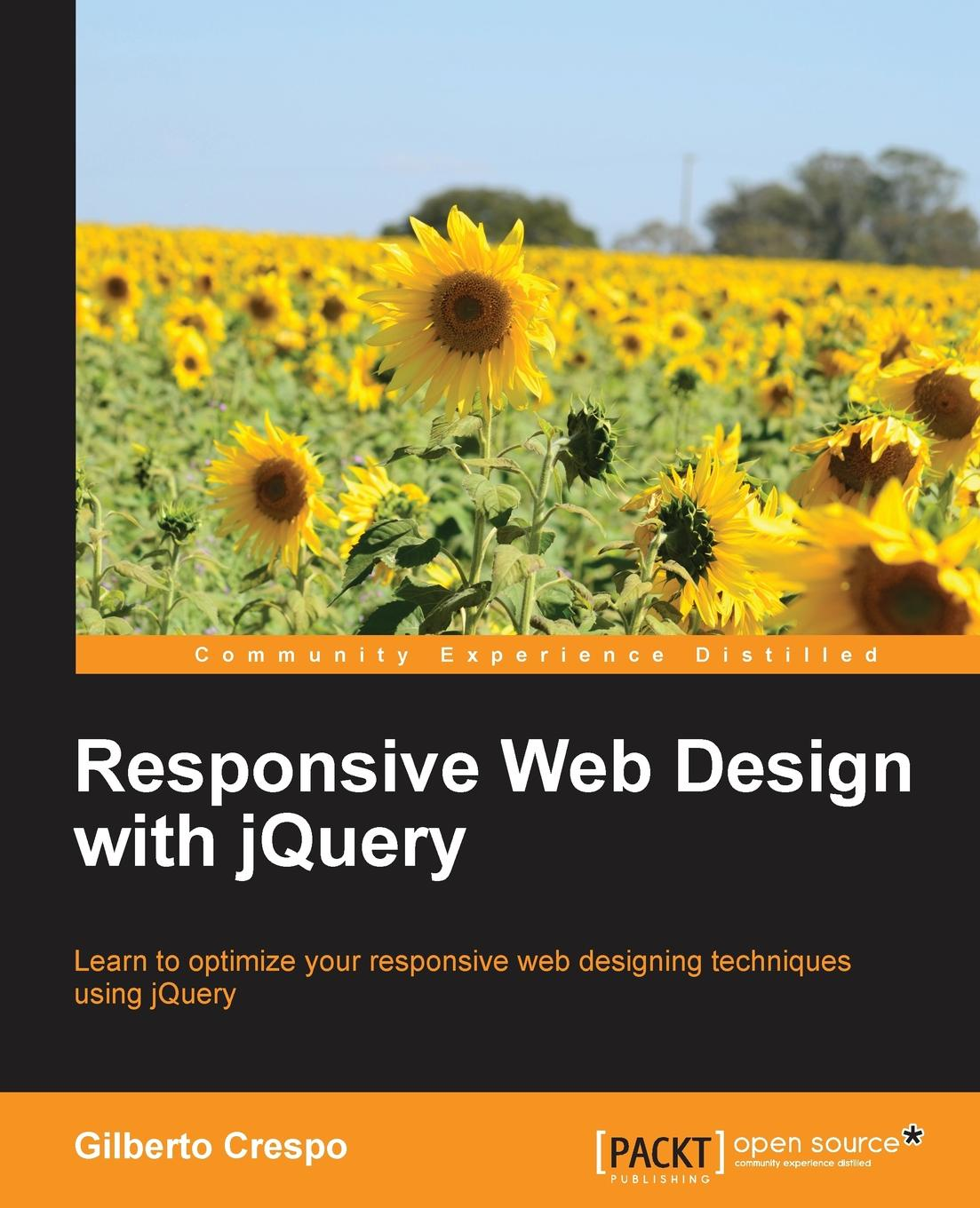 Gilberto Carlos Responsive Web Design with Jquery foundation web design