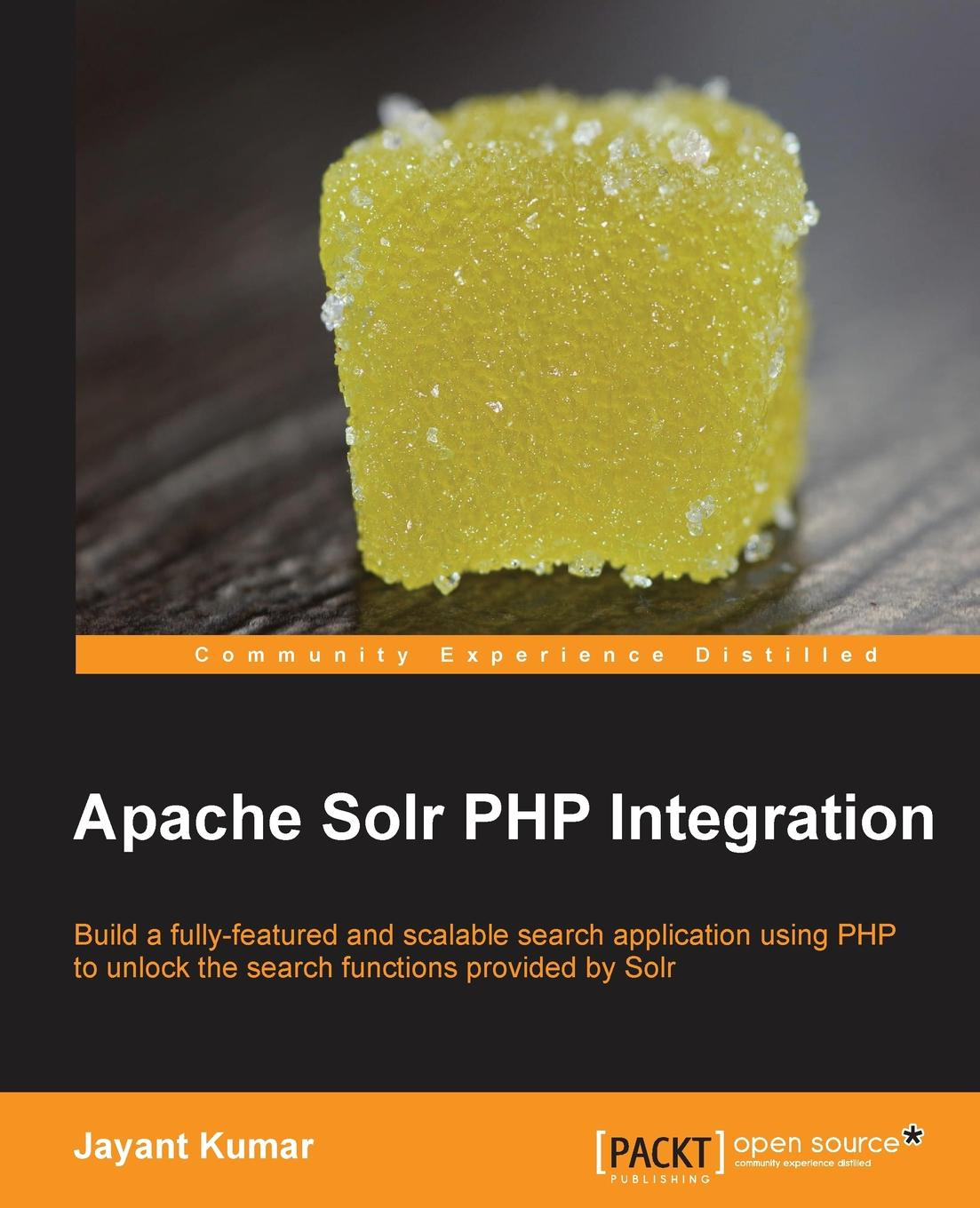 Jayant Kumar Apache Solr PHP Integration up php