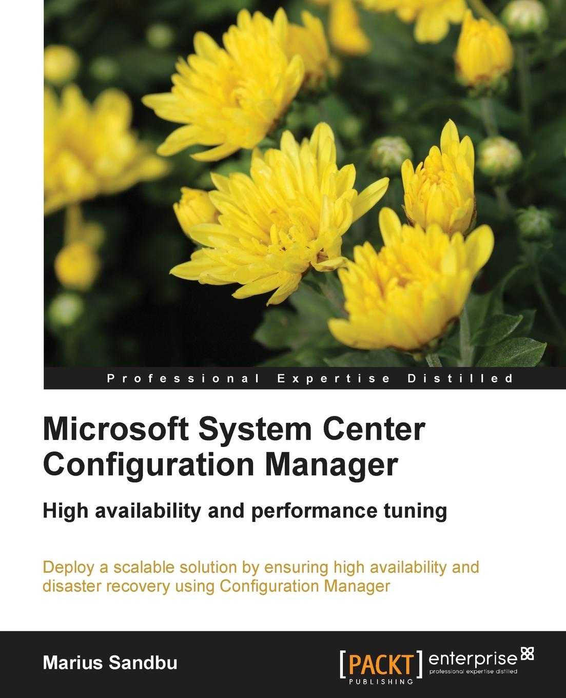 Marius Sandbu Microsoft System Centre Configuration Manager manager