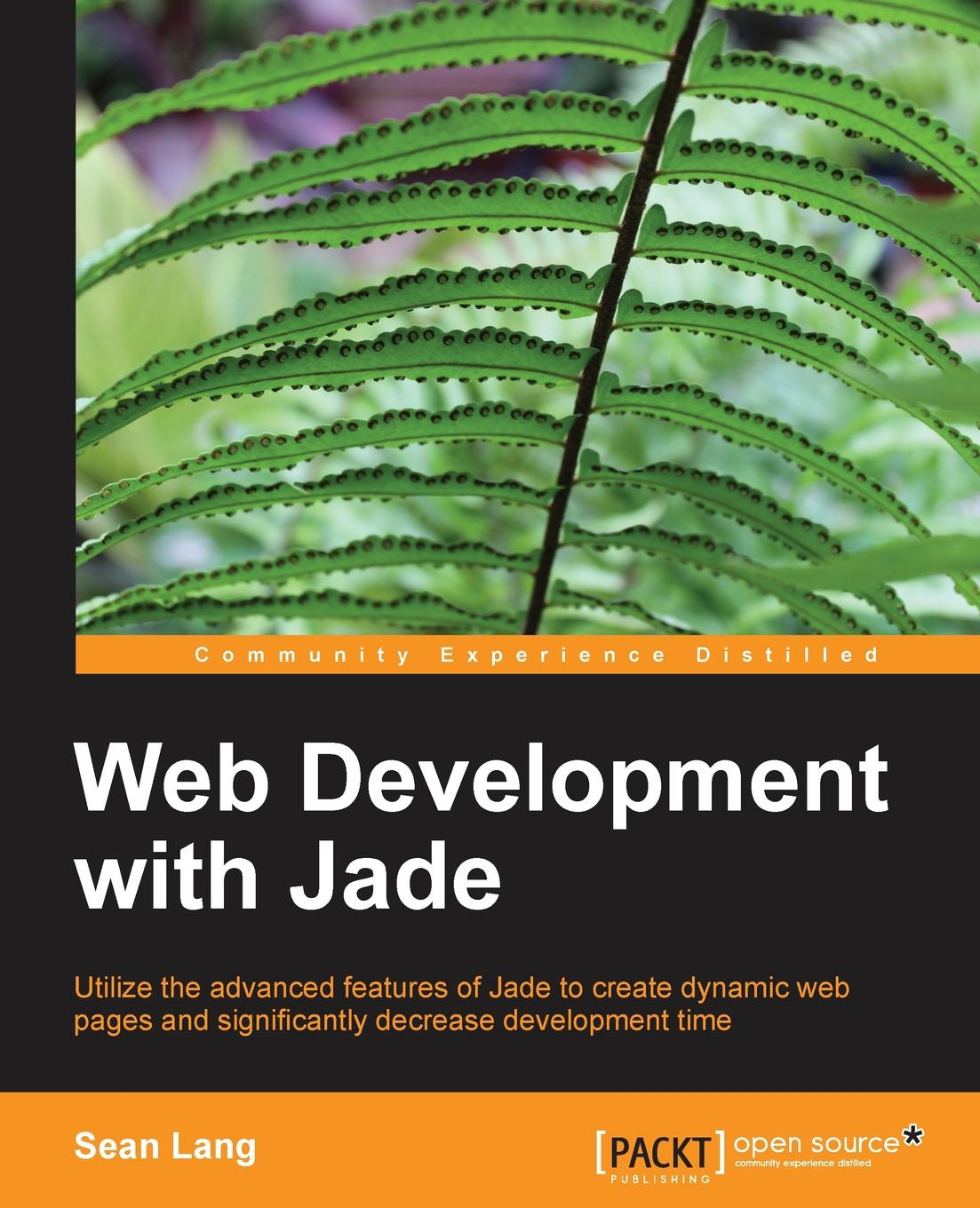 Sean Lang Web Development with Jade kai nacke d web development