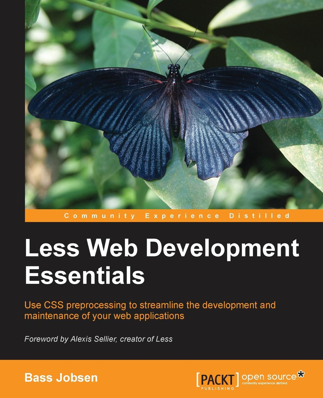 Bass Jobsen Less Web Development Essentials kai nacke d web development