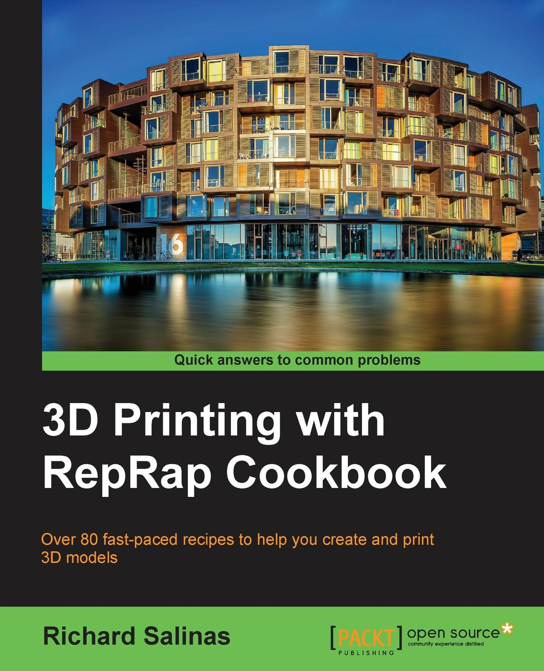 Richard Salinas 3D Printing with Reprap Cookbook. Over 80 Fast-Paced Recipes to Help You Create and Print 3D Models 3d forest elephant print wall hanging tapestry