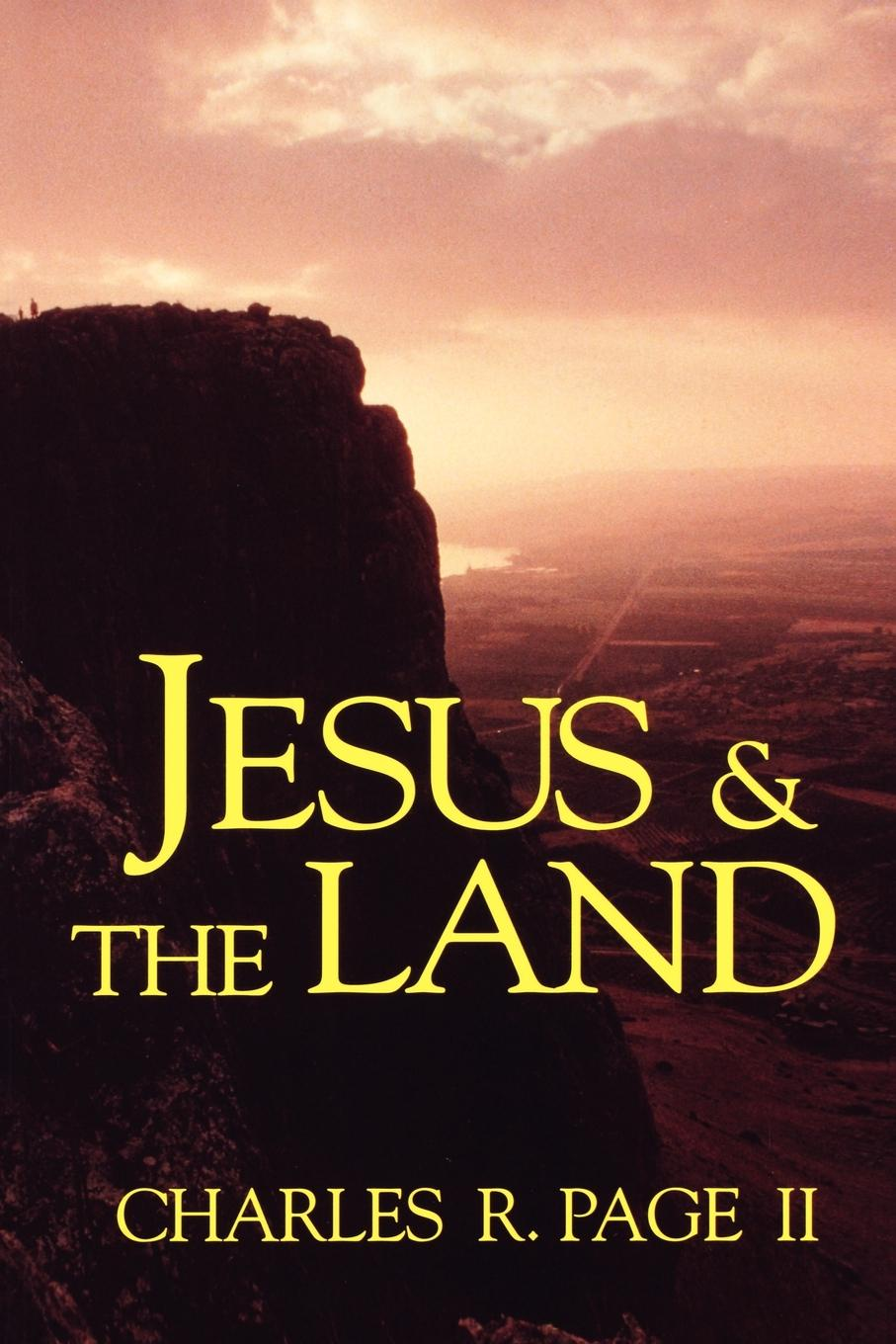 Charles R. Page, Charles R. Page II Jesus & the Land кпб mp 34 page 4 page 9 page 6