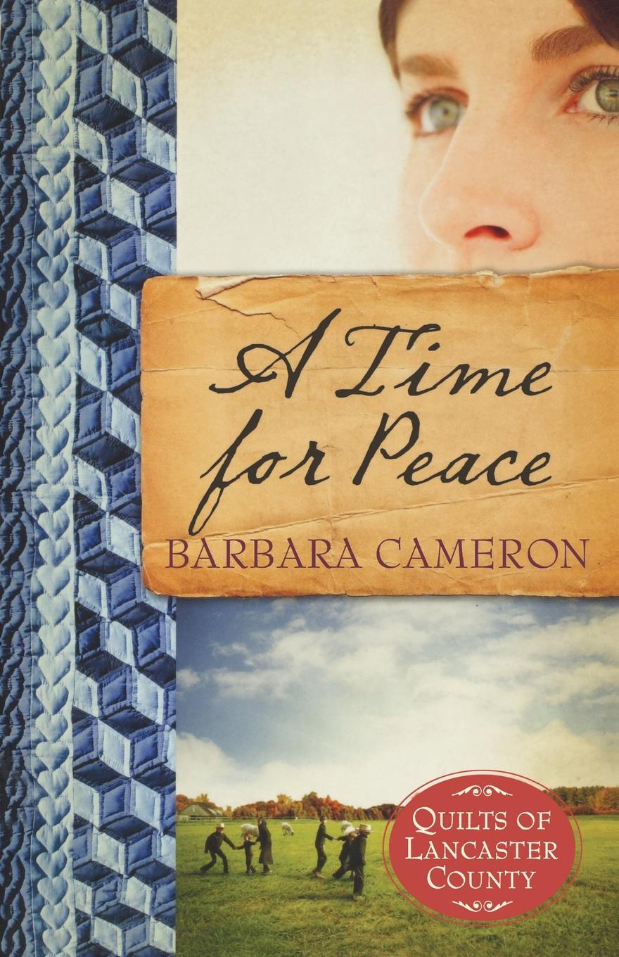 Barbara Cameron A Time for Peace kenzo time for peace