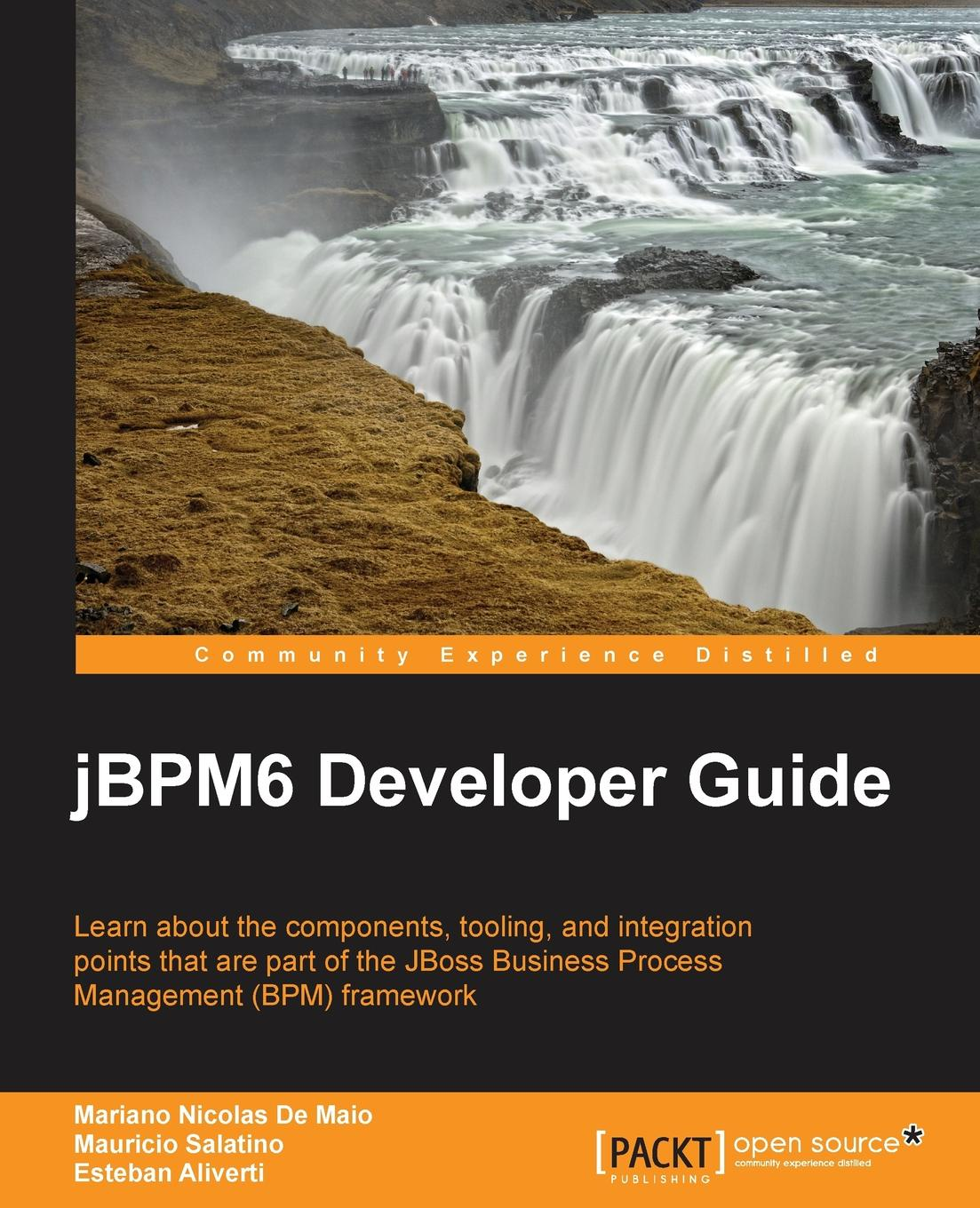 Mariano De Maio Jbpm 6 Developer Guide nick ramirez wix 3 6 a developer s guide to windows installer xml