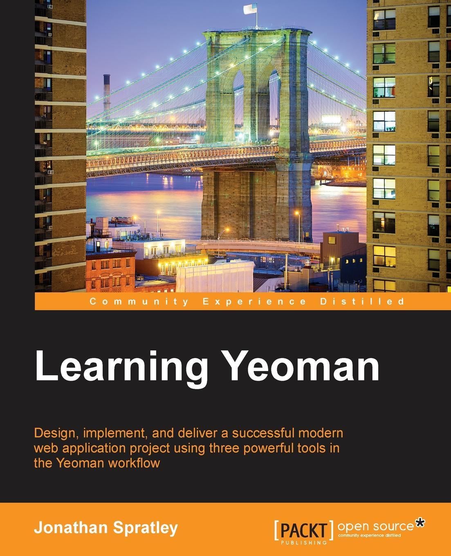 Jonathan Spratley Learning Yeoman