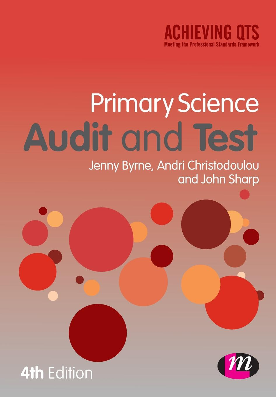 Jenny Byrne, Andri Christodoulou, John Sharp Primary Science Audit and Test surprise primary 2 test book