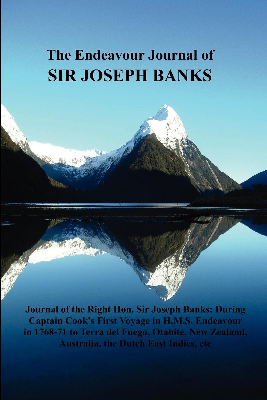 Joseph Banks, Sir Joseph Banks The Endeavour Journal of Sir Joseph Banks banks i the bridge