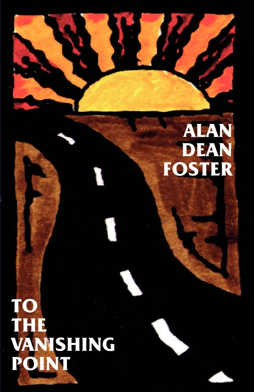 Alan Dean Foster To the Vanishing Point сумка printio to the point