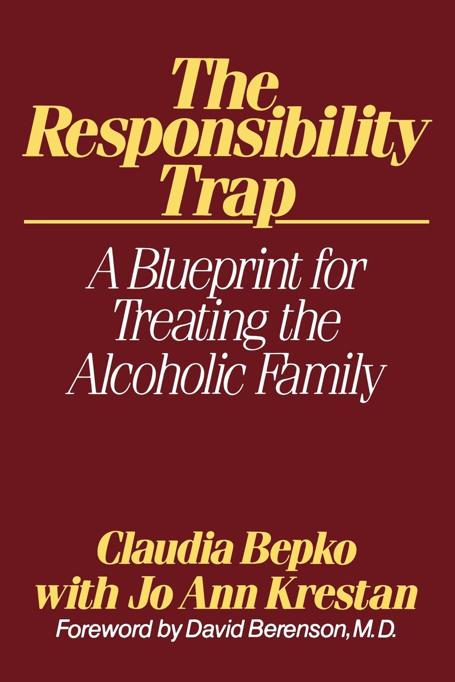 цены на Claudia Bepko The Responsibility Trap  в интернет-магазинах