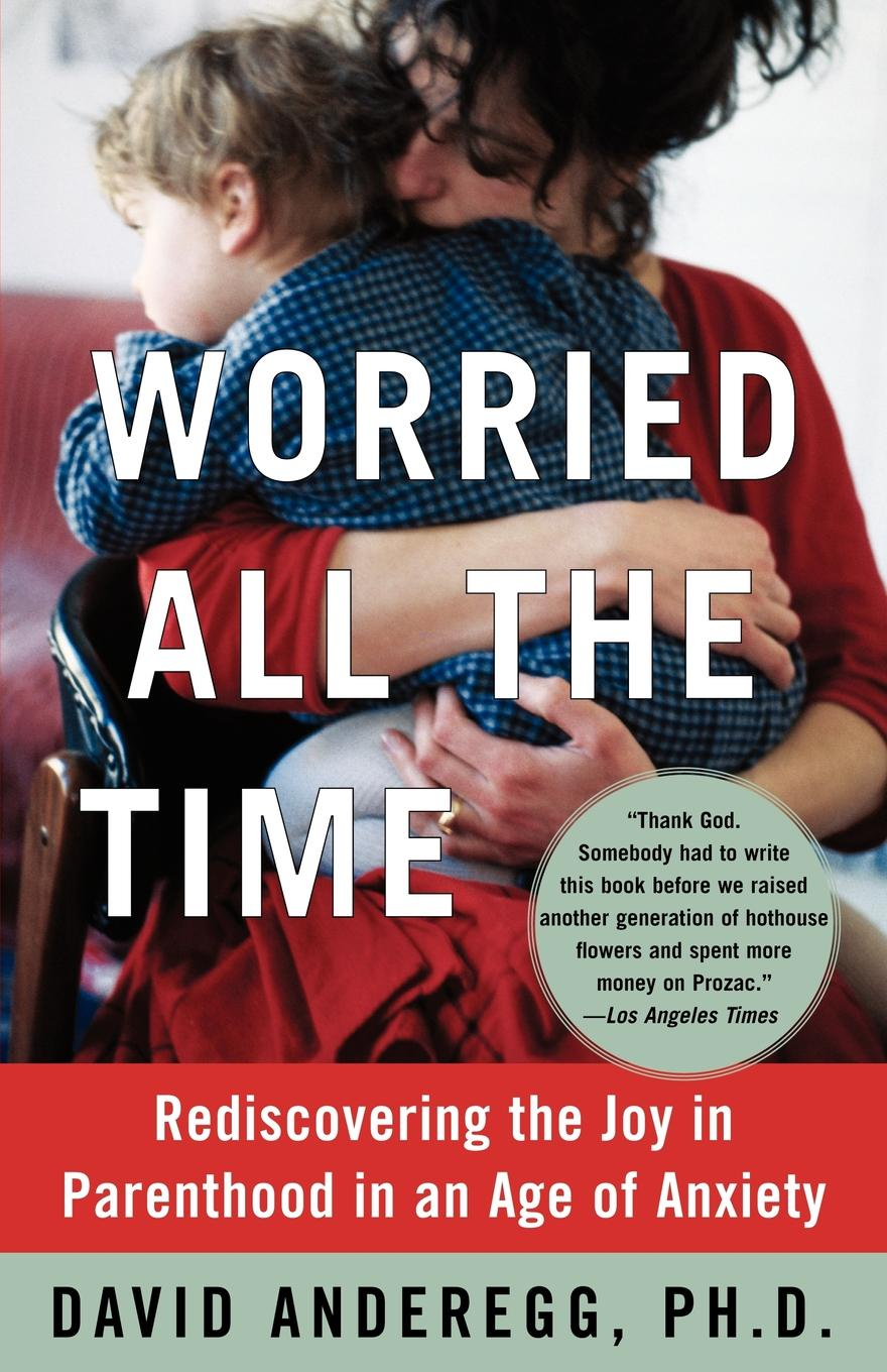 David Anderegg Worried All the Time. Rediscovering the Joy in Parenthood in an Age of Anxiety evelyn pena felix all the time in the world