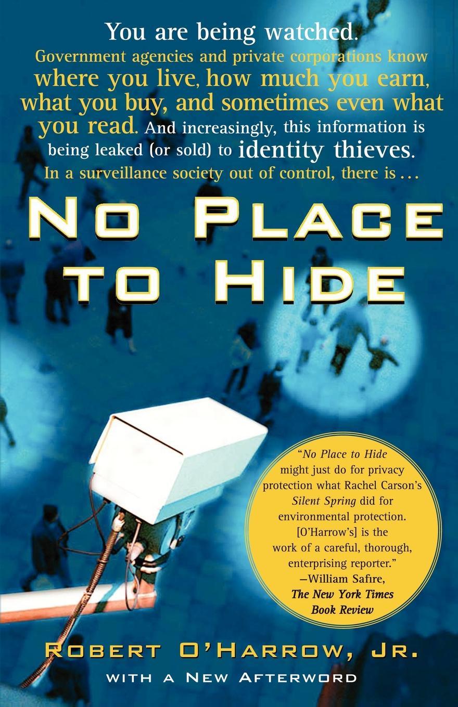 Robert Jr. O'Harrow No Place to Hide шорты hide