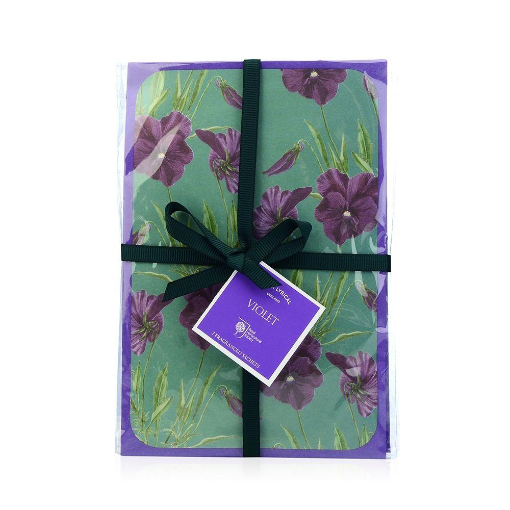Саше Wax Lyrical RH5651 набор ароматических саше wax lyrical цветущий хлопок 45 г 2 шт